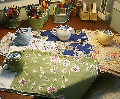 Teapots&Fabric