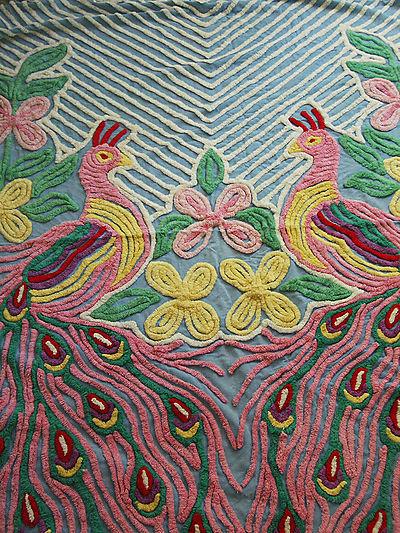 PeacockChenille