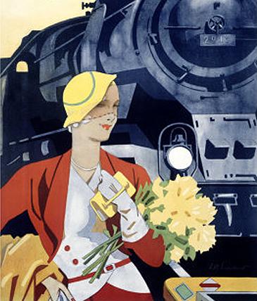 Lady&Train