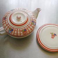 Teapot&Trivet