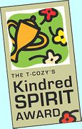 KindredSpiritAwardAngel