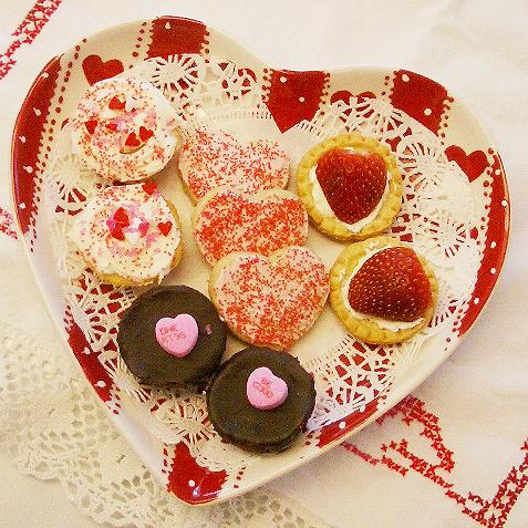 ValentineDesserts