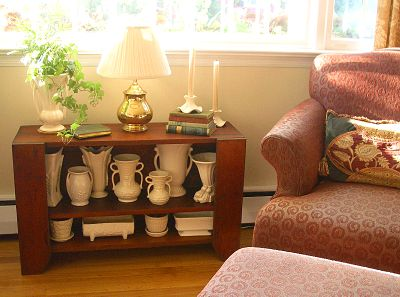 WhitePottery Shelves