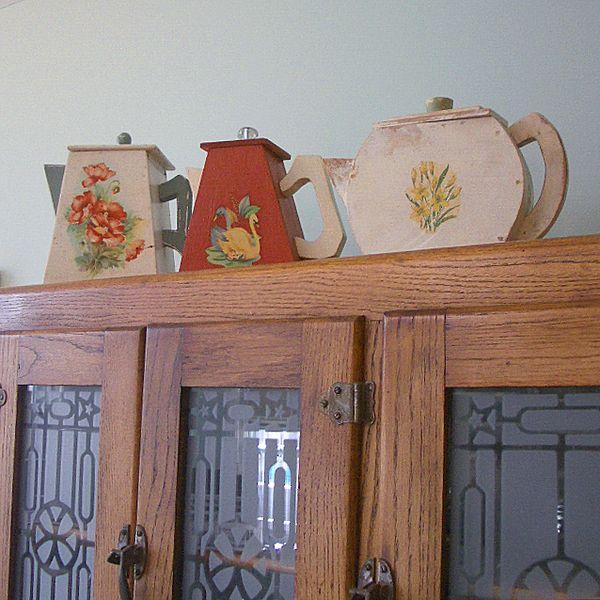 My Hoosier Cabinet - The T-Cozy