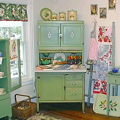 My Hoosier Cabinet The T Cozy