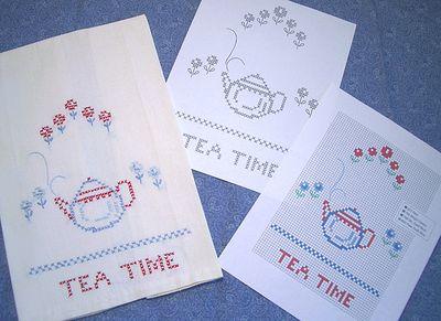 TeaTime&Patterns