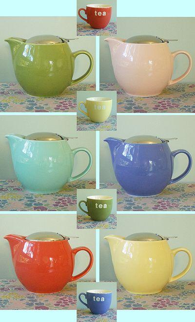 Teapots&MugsMosaic