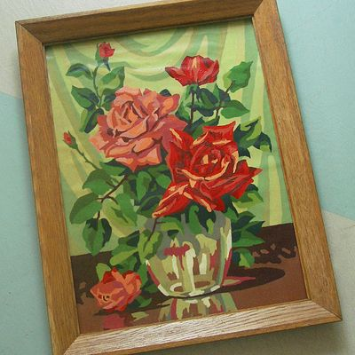RosesPaintByNumber1