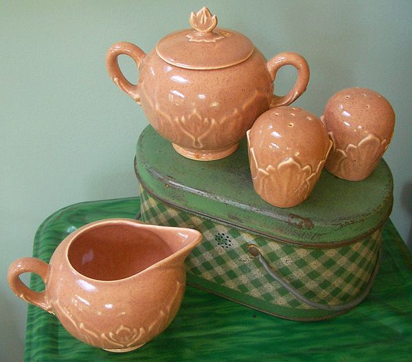 Vintage Woodfield Dinnerware By Steubenville Pottery The