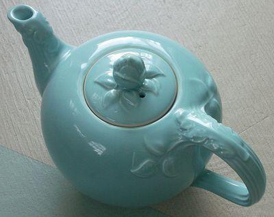 Thorley Teapot