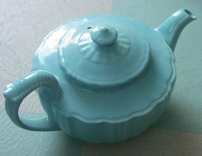 Birch Teapot