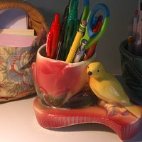 YellowBirdPlanter