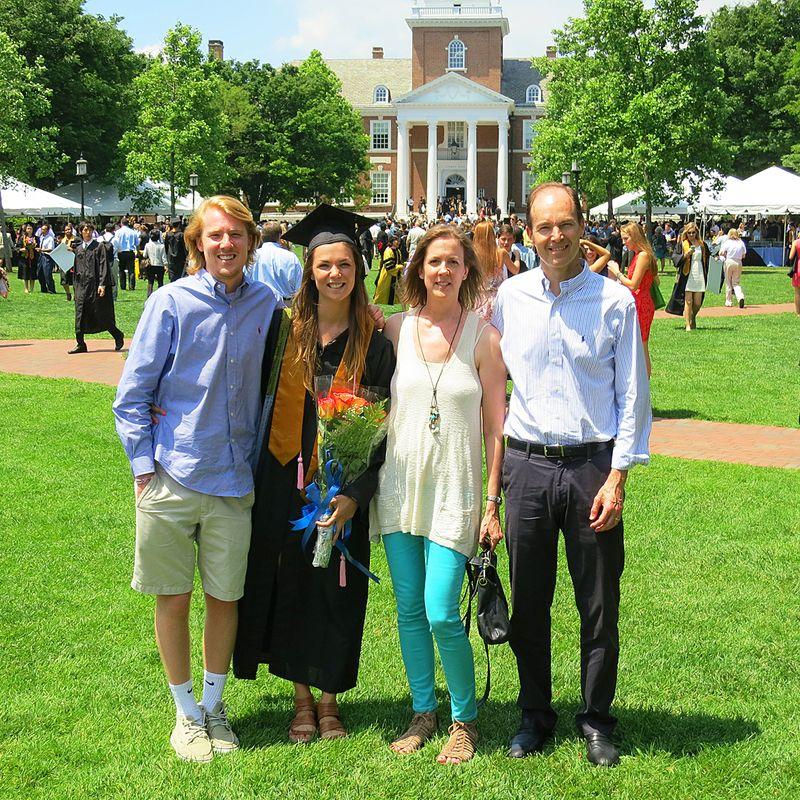 Us 4 @ JHU Graduation