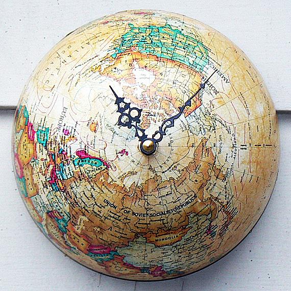 GlobeClock