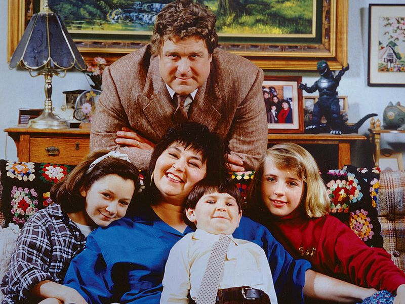 Roseanne&Family