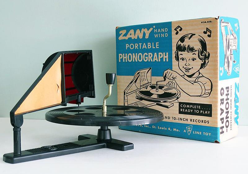 ZanyPhonograph