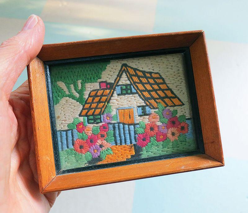 Little Crewel Cottage