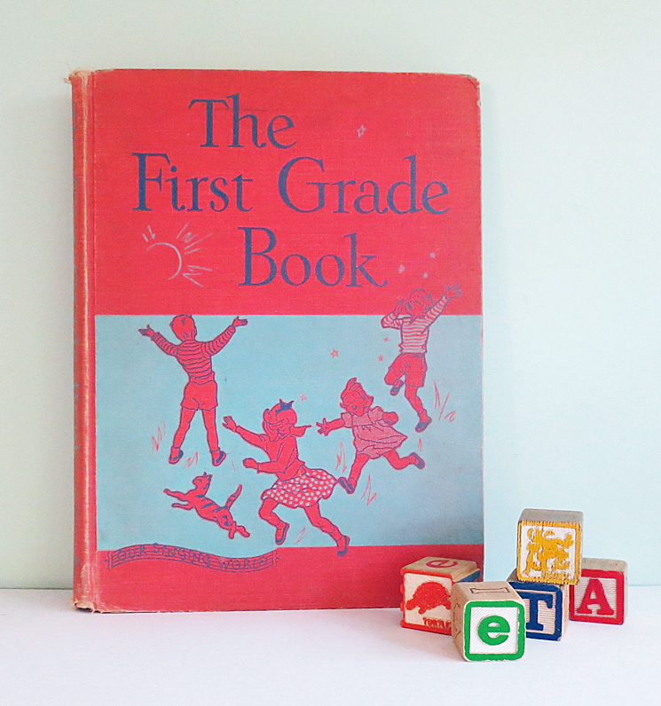 FirstGradeBook