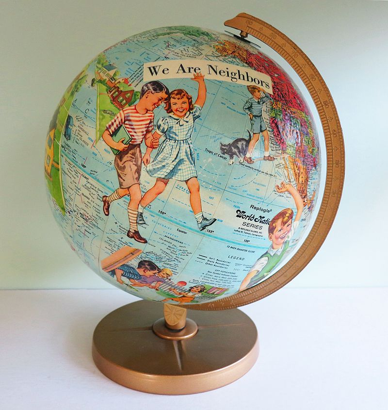 Art Globe Project4