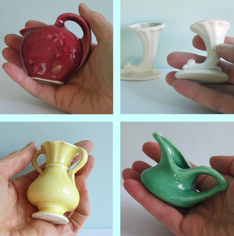 Mini Pottery in Hand