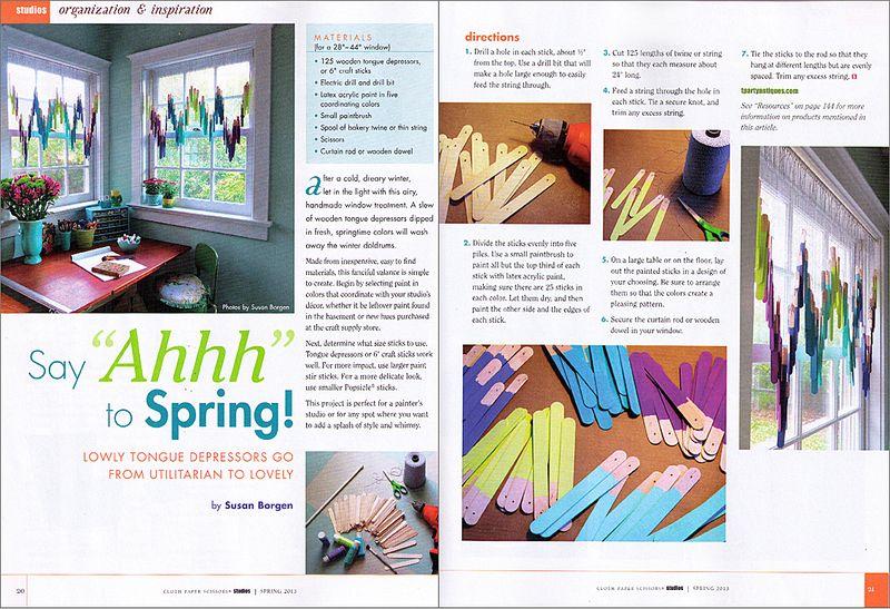 Studios Spring 2013 Spread