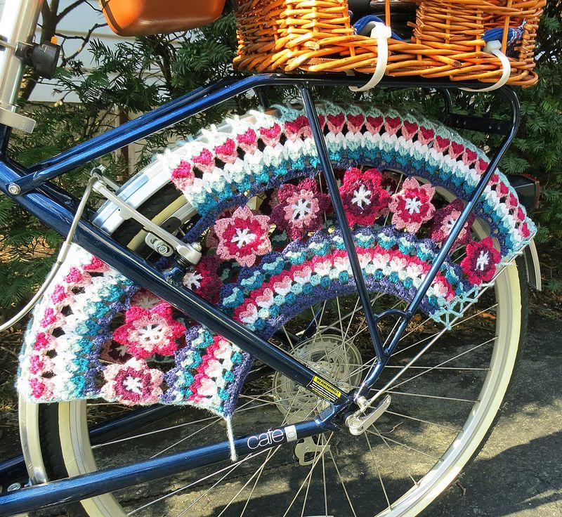 My Bike's Skirt Guard 2