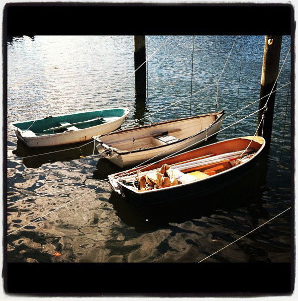 Weekend Boats