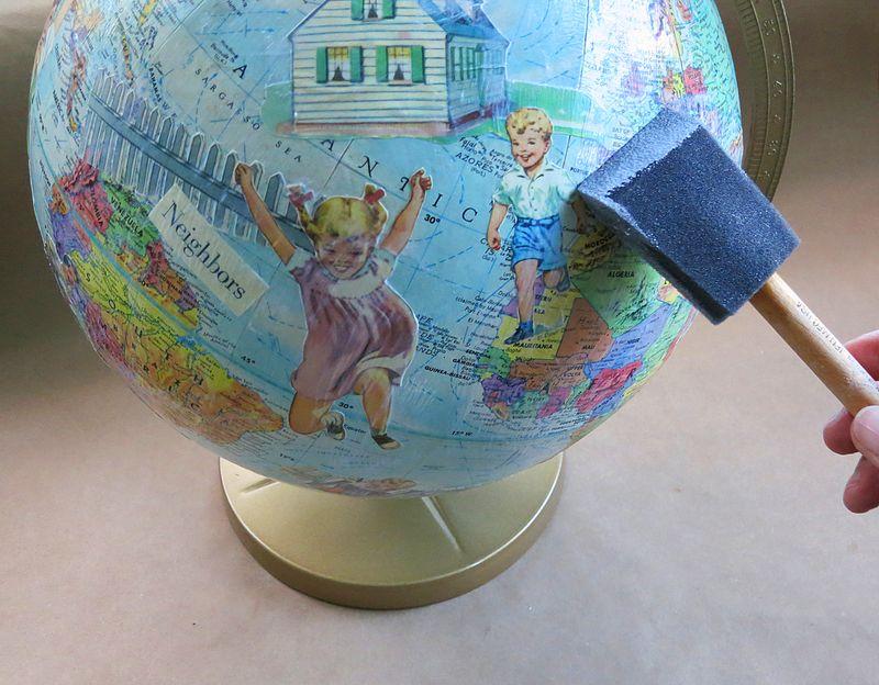 Art Globe Project3