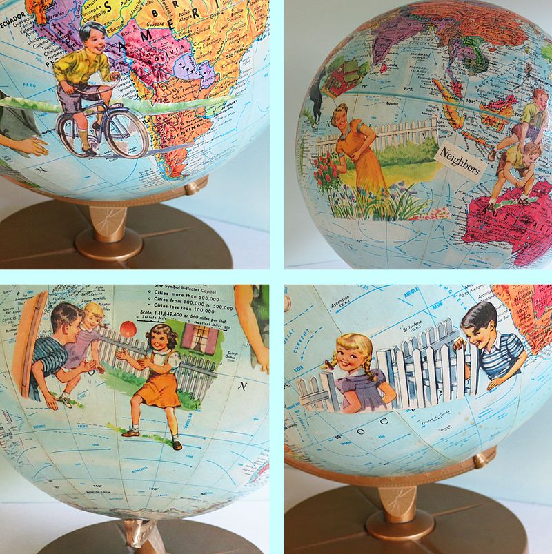 Art Globe Project7