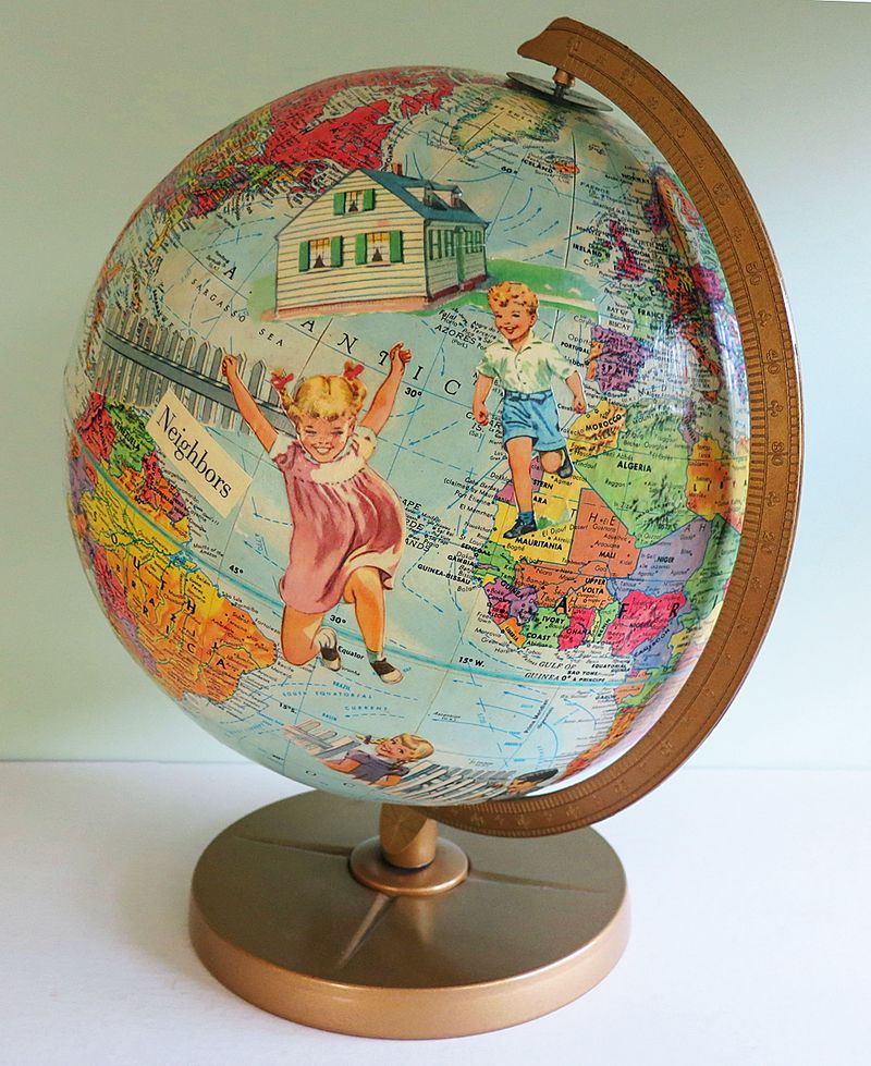 Art Globe Project6