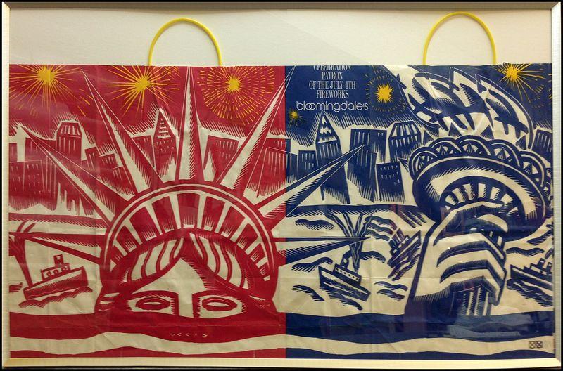 NYC Bloomie Bag