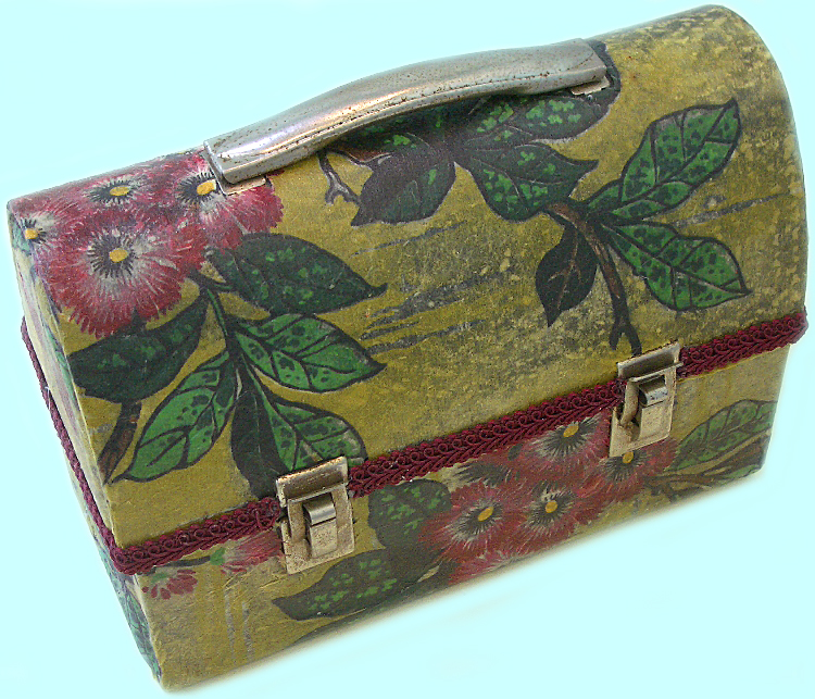 Decoupage Lunch Box