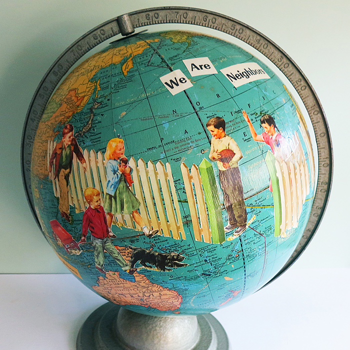T-Party Globe