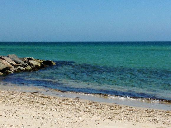 Sky, Sand, and Sea