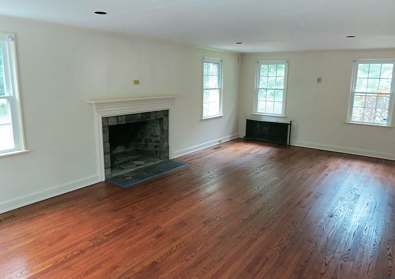 LR Refinished Floors