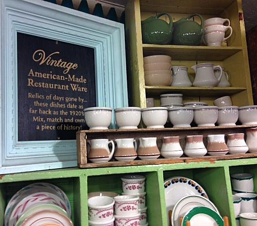 Vintage Restaurant Ware