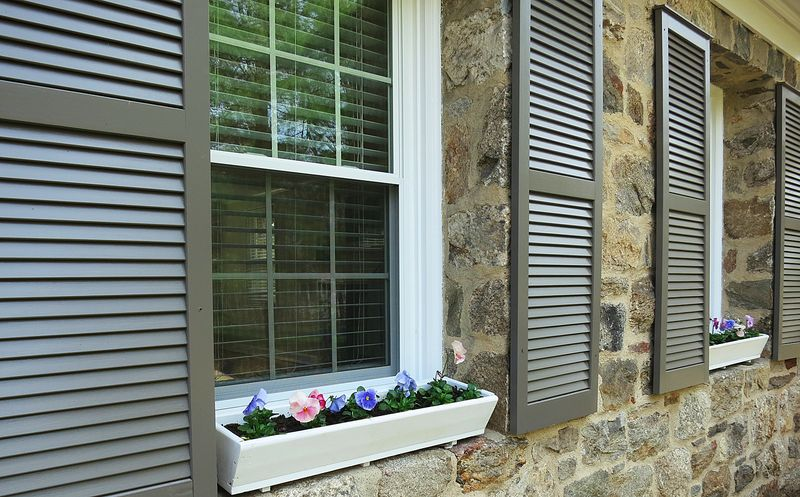 New Window Boxes