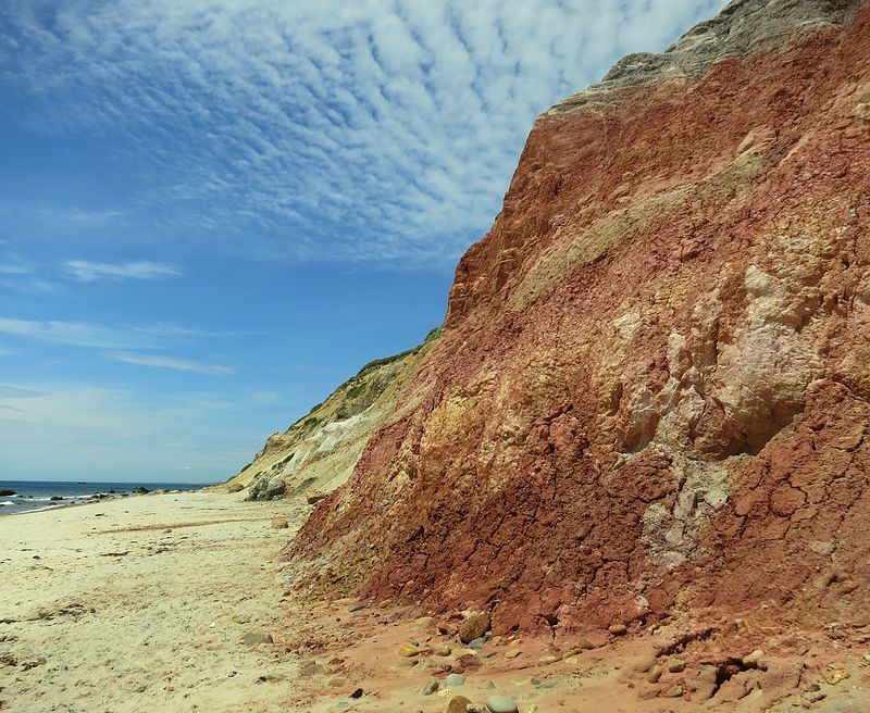 Aquinnah Clay Cliffs