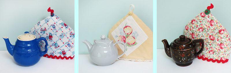 Teapots & Cozies