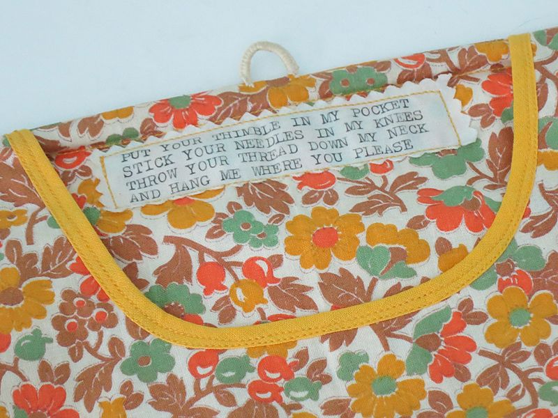 Sewing Bag Poem