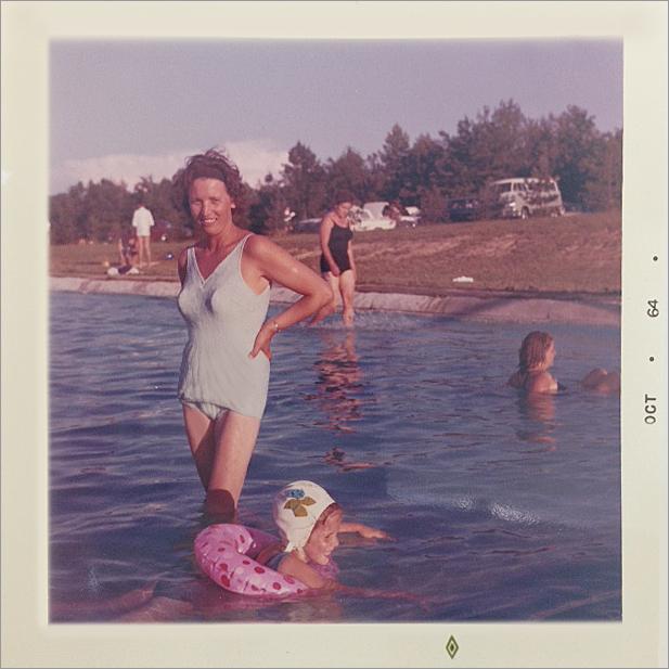 Lake Plata 1964