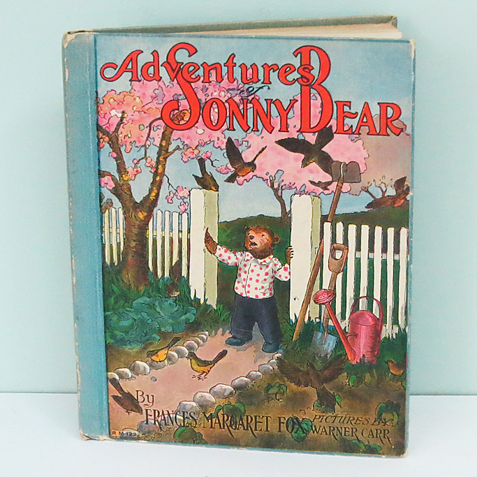 Sonny Bear Book