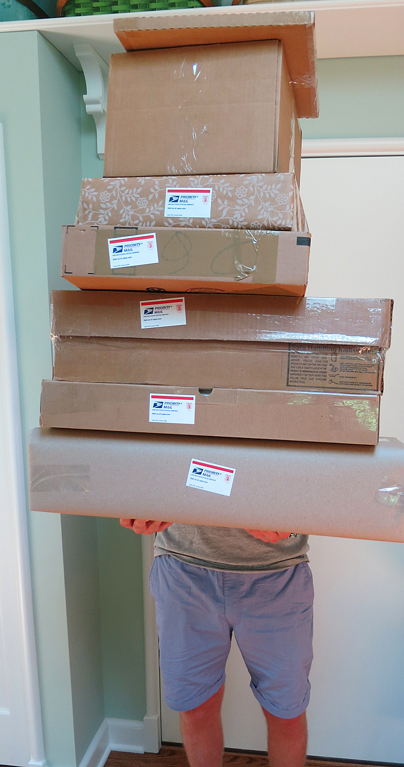 Package Tower