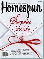 July 2014 Homespun