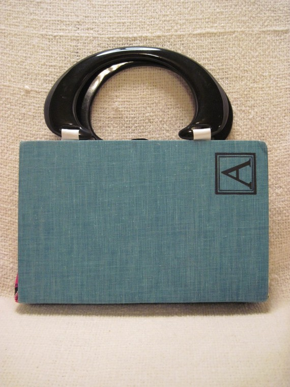 How to Cope with Cope - Repurposed Book Purse