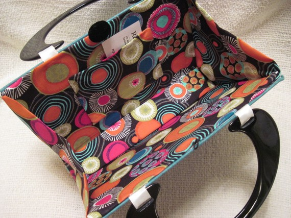 How to Cope with Cope - Repurposed Book Purse-1