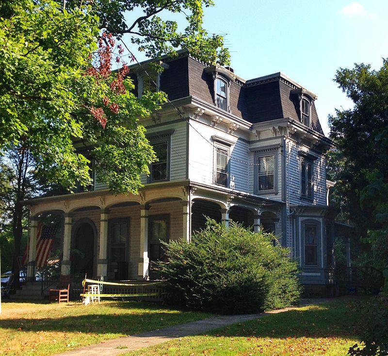 France Street House 1