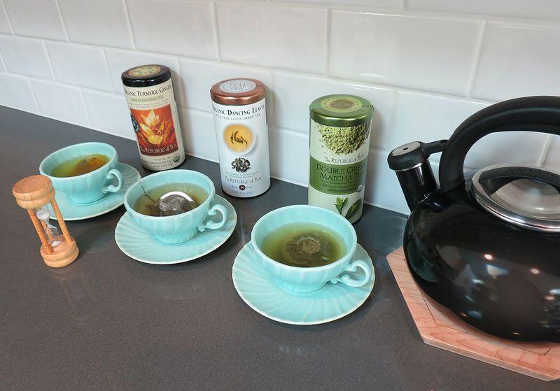 Republic of Tea Tasting 3