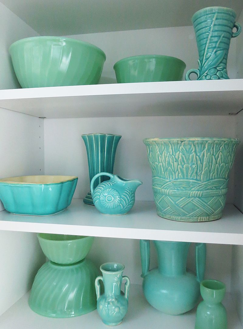 Kitchen Shelf Detail 1