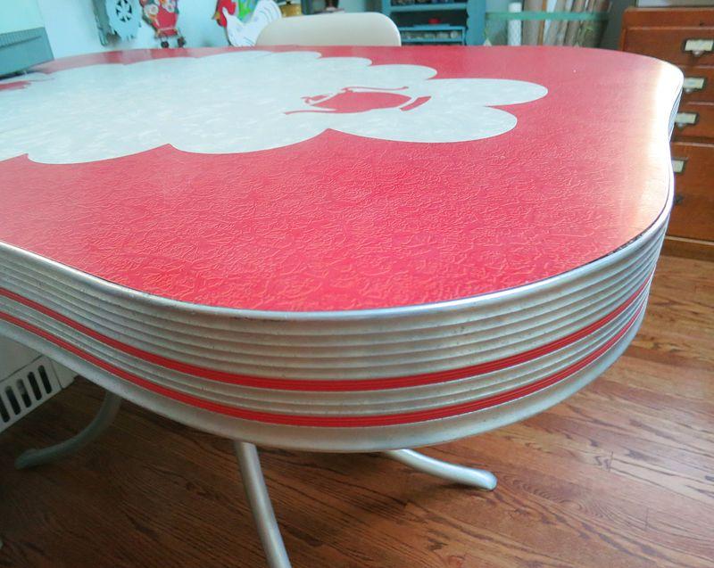 Susan Borgen Studio Work Table 5